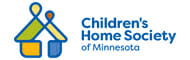 Logo for Children's Home Society of Minnesota